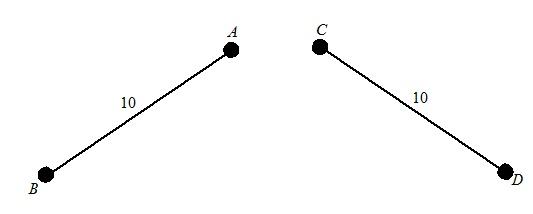 Congruent Line ... Line Geometry Example